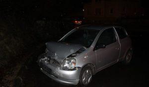 Kennzeichen führt zu Unfallflüchtigen