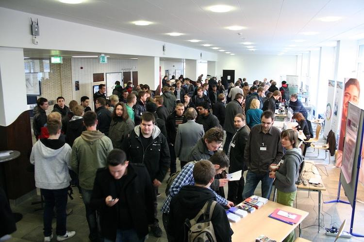 Photo of Info-Tag der Fachhochschule Südwestfalen am 23. Januar