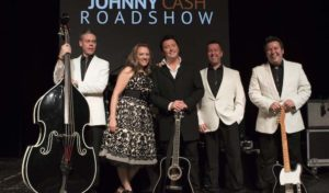 Johnny Cash Roadshow live in Soest