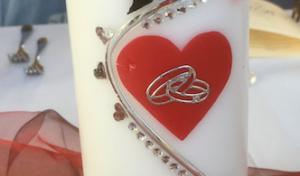 Hochzeitskerzen – Welche sind die richtigen für einen selbst?