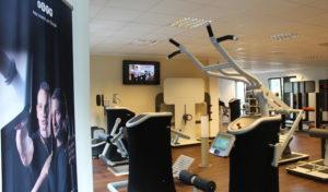 Ausdauertraining im Fitness Center