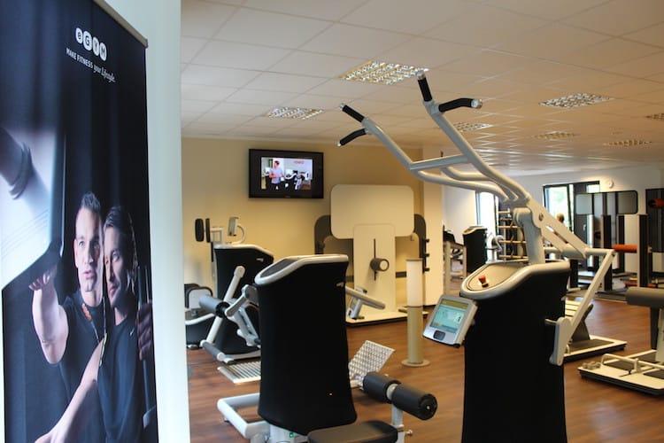 Photo of Ausdauertraining im Fitness Center