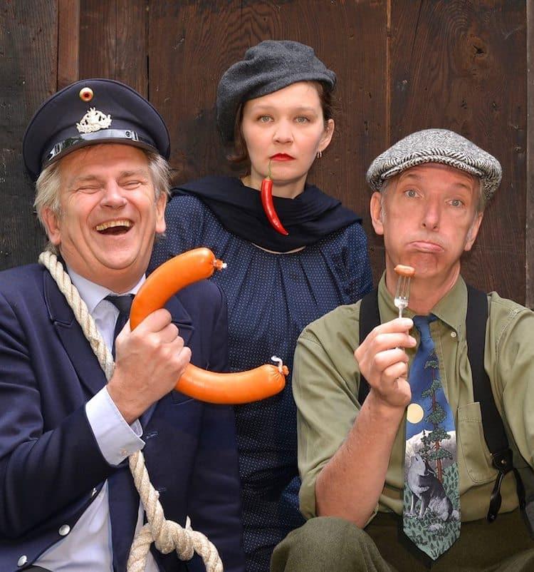 Photo of Die Bullemänner bringen westfälischen Humor nach Wennigloh