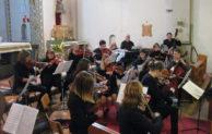 Konzert der Orchester im Städtischen Gymnasium