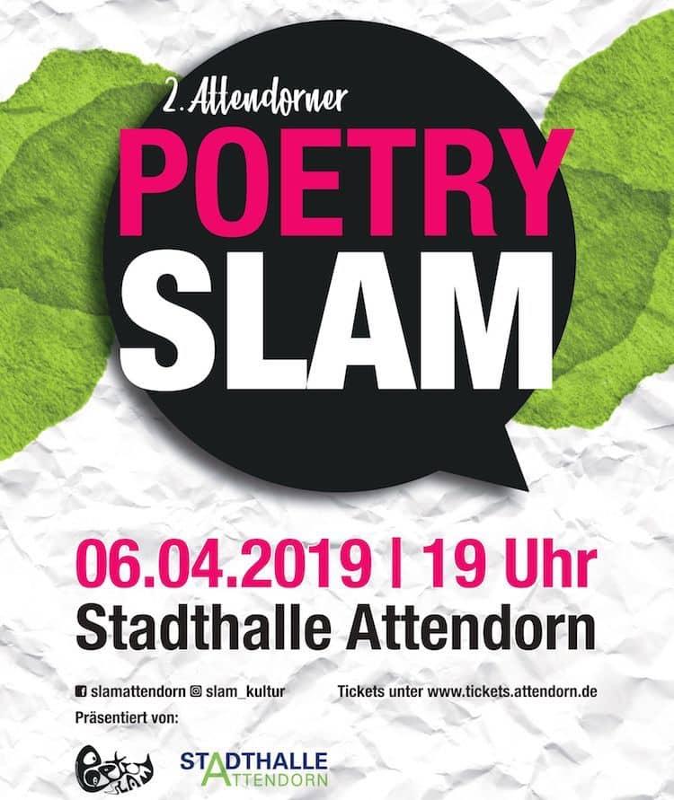 Photo of 2. Attendorner Poetry Slam