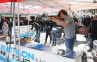 Biathlon Tour beim Mescheder Frühling
