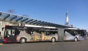 Stadtrundfahrten durch Lüdenscheid im Mai