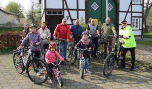 Start in die Fahrradsaison mit zwei geführten Radtouren