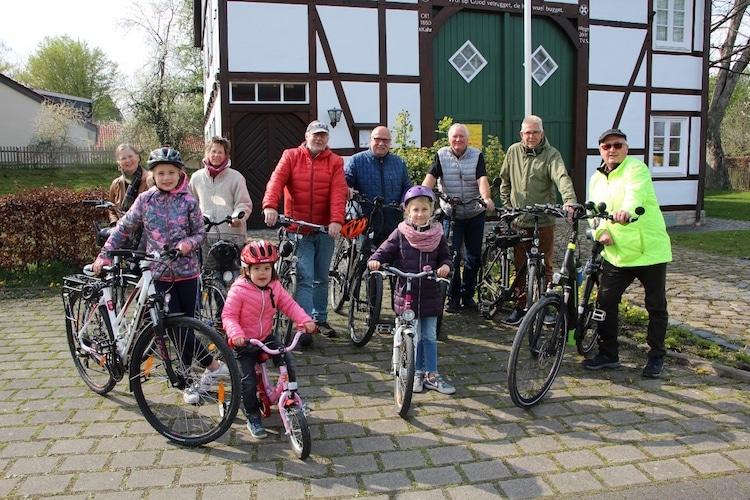 Photo of Start in die Fahrradsaison mit zwei geführten Radtouren