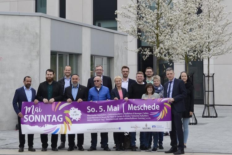 Photo of Meschede lädt ein zum MaiSonntag