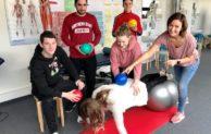 Info-Nachmittag Ausbildung in der Physiotherapie