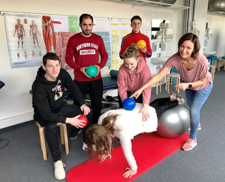 Photo of Info-Nachmittag Ausbildung in der Physiotherapie