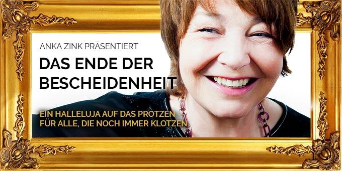 Photo of Sommerkabarett von Anka Zink – Das Ende der Bescheidenheit