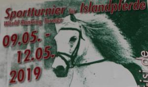 Sportturnier für Islandpferde auf dem Gestüt Birkenhof