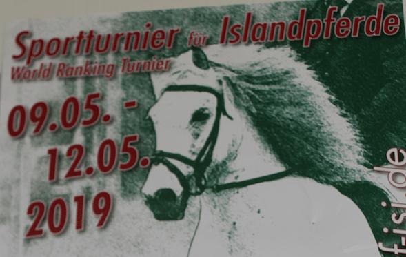Photo of Sportturnier für Islandpferde auf dem Gestüt Birkenhof