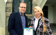 Hilfe aus Brilon für krebskranke Kinder in der Ukraine