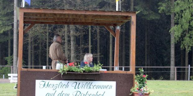 Islandpferdeturnier in Öhringhausen trotz Regen kein Reinfall
