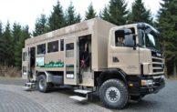 Offroad Bustouren durchs Sauerland