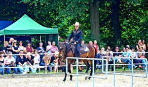 Howdy Hagen –  Westernreiter freuen sich auf Zuschauer