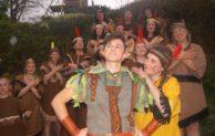 Peter Pan und Kohlhiesels Töchter auf der Freilichtbühne Hallenberg