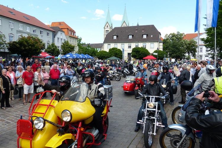 Photo of 9. Motorrad Sternwallfahrt nach Werl am Pfingstmontag