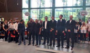 Musikalischer Besuch aus Frankreich zu Gast in Olsberg