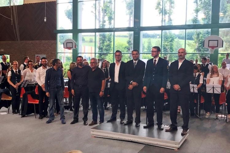 Photo of Musikalischer Besuch aus Frankreich zu Gast in Olsberg