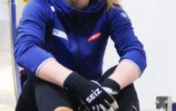 Junioren-Weltmeisterin Cheyenne Rosenthal vor wichtiger Saison