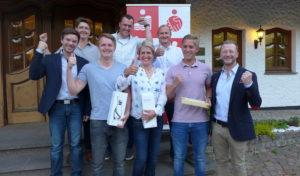 Turnier zugunsten der Kinderkrebshilfe im Golfclub Repetal