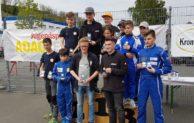 Olper Motorsport-Nachwuchs fährt in Westfalen in der Erfolgsspur