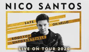 Nico Santos live in der Stadthalle Olpe