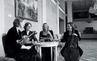 Amalia-Quartett gibt ein Konzert in Warstein