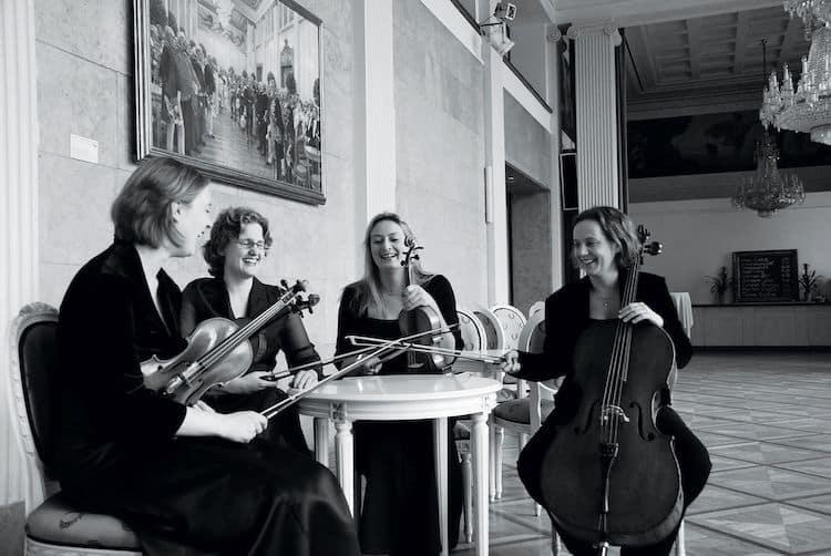 Photo of Amalia-Quartett gibt ein Konzert in Warstein