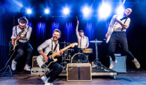 Funk – Rock – Party am 2. Abend des 22. Briloner Musiksommer