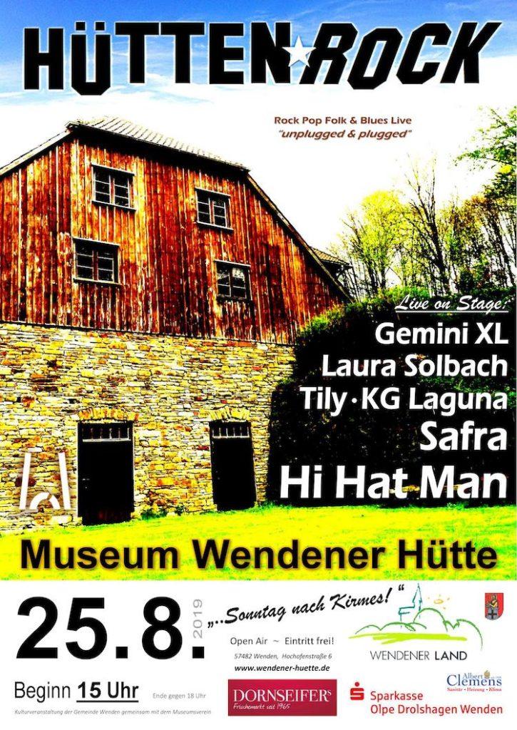 Photo of Wendender Hütte – Hüttenrock 2019