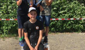 OAC Kartslalom-Nachwuchs mit drei Titeln bei Westfalenmeisterschaft