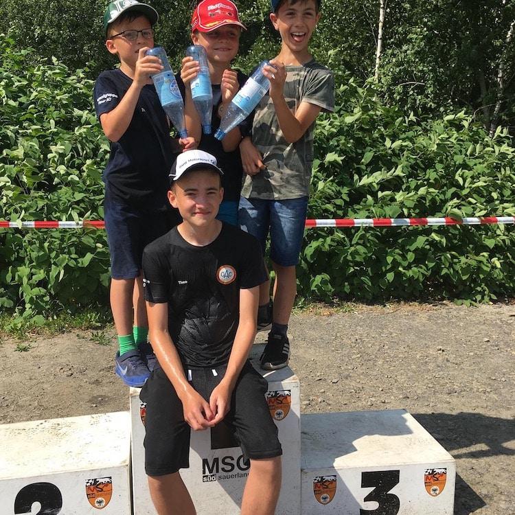 Photo of OAC Kartslalom-Nachwuchs mit drei Titeln bei Westfalenmeisterschaft