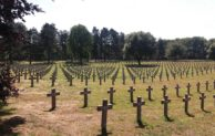 Schüler des Berufskollegs Siegen besuchten Kriegsgräberstätte