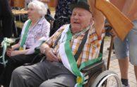 Schützenkönig mit 96 Jahren – Senioreneinrichtung feierte Schützenfest