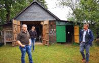 Bürgermeister Bad Berleburgs zu Besuch in Hemschlar