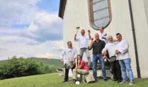 Die Kulinarische Wanderung durchs Olper Land am 8. September