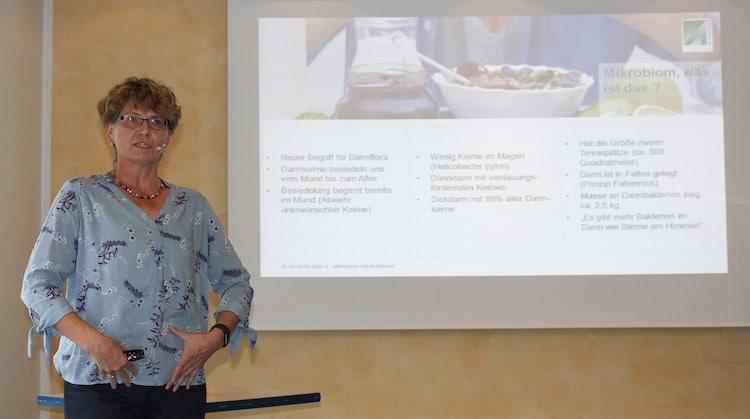 """Photo of Siegener Forum Gesundheit – Futter für die """"Rank und schlank""""-Bakterien"""
