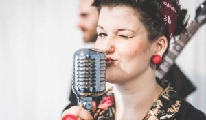 Energiegeladene Rock'n'Roll Band zu Gast beim Mendener Sommer