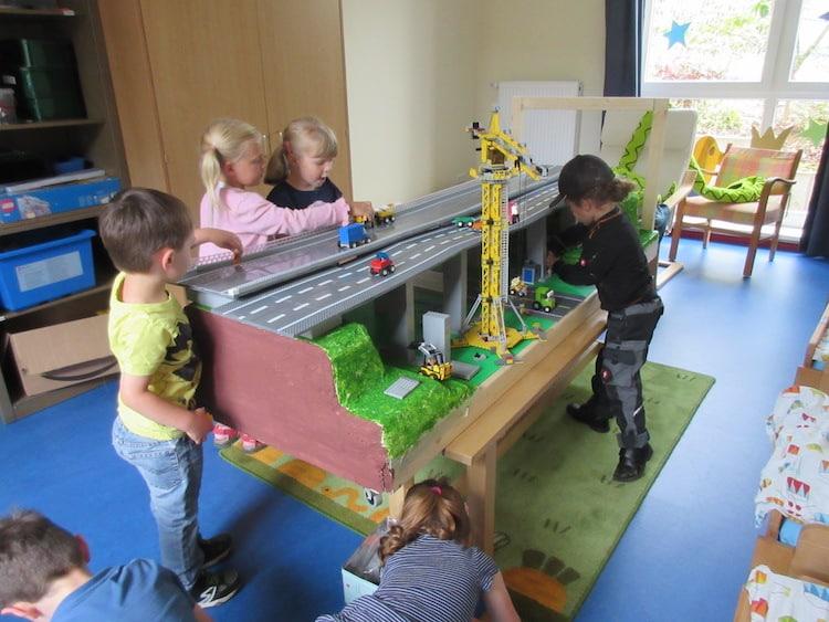 Photo of Talbrücke Rinsdorf: Kinder bauen innovatives Modell