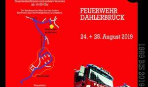 FW Schalksmühle: Jubiläum 150 Jahre Löschgruppe Dahlerbrück