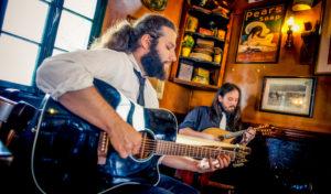 """Irish Folk Konzert mit """"Stout!"""" im Rahmen des Kreuztalsommers"""