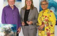 Galerie Camino zeigt Kunstwerke Wilnsdorfer Künstlerinnen und Künstler