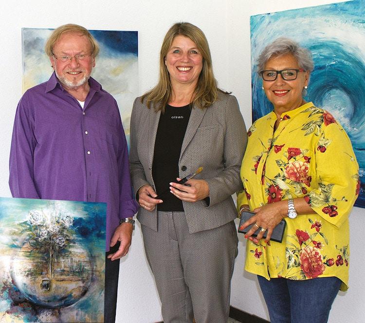 Photo of Galerie Camino zeigt Kunstwerke Wilnsdorfer Künstlerinnen und Künstler