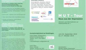 """Aktionen und Informationen zur """"Volkskrankheit Nr. 1"""""""