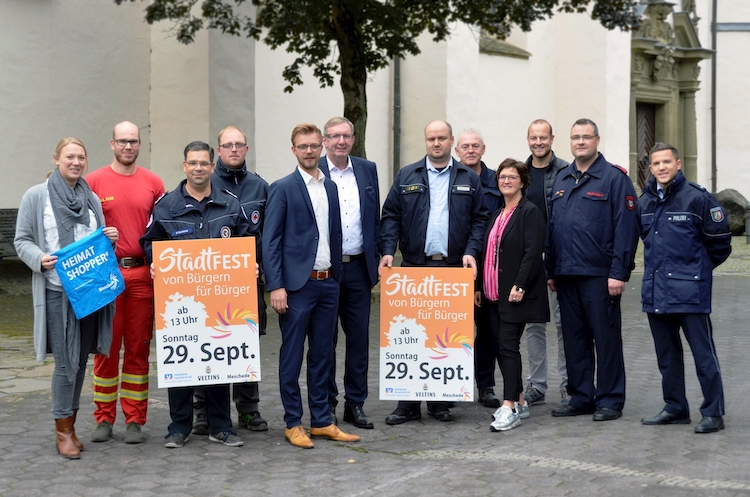 Photo of Meschede feiert beim Stadtfest das Ehrenamt am 29.09.